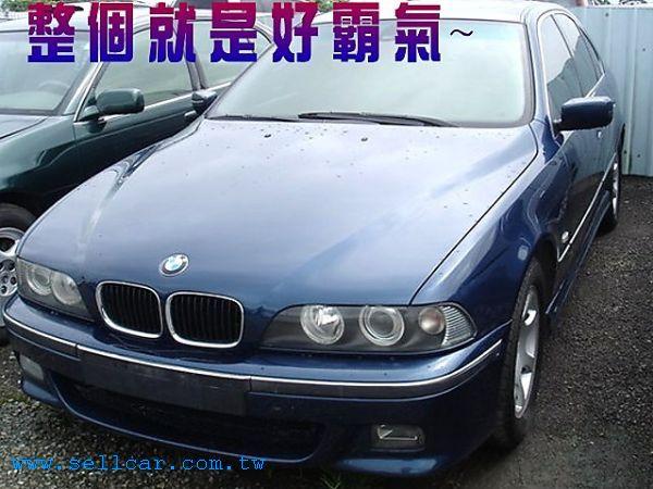 BMW E39 520 照片1