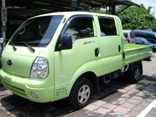 【TACA優質車商】卡旺--雙廂貨車 照片1