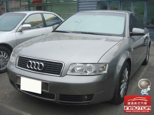 運通汽車-2004年-Audi A4 照片1