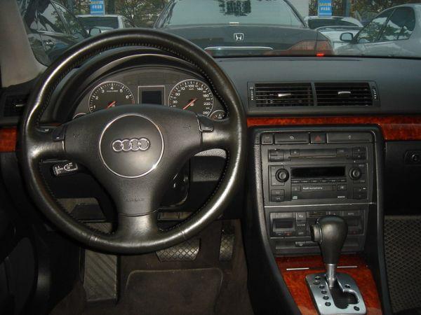 運通汽車-2004年-Audi A4 照片2