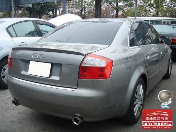 運通汽車-2004年-Audi A4 照片9