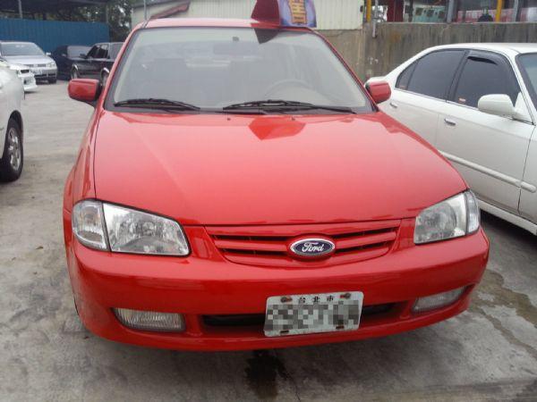 福特 ACTIVA W6 1.6 紅色 照片1