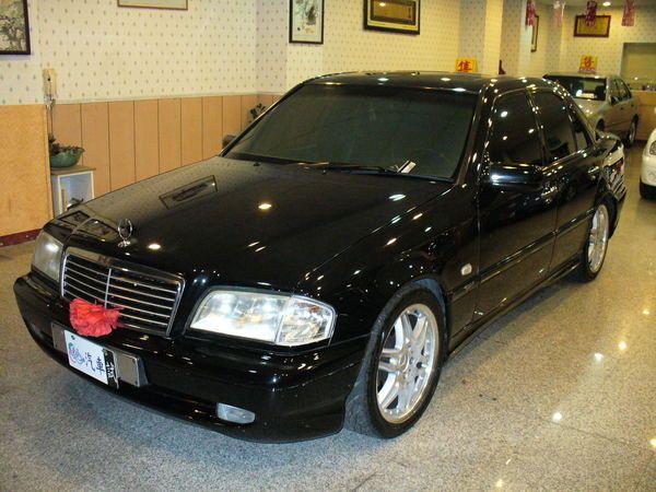 99 年Benz/朋馳 C280 2.8 照片3