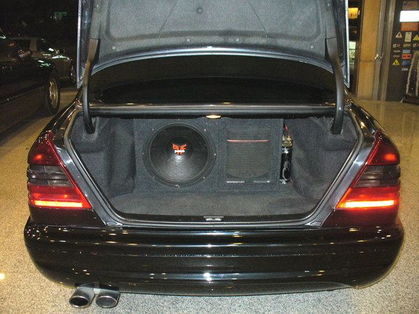 99 年Benz/朋馳 C280 2.8 照片6