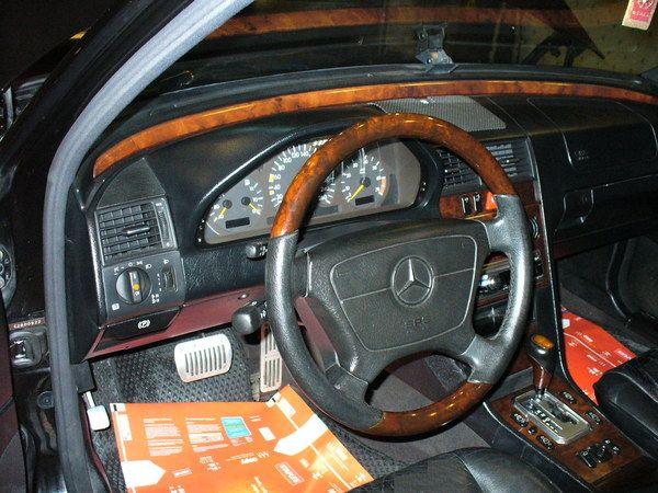 99 年Benz/朋馳 C280 2.8 照片8