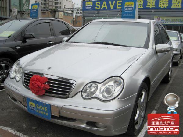運通汽車-2002-Benz C200K 照片1