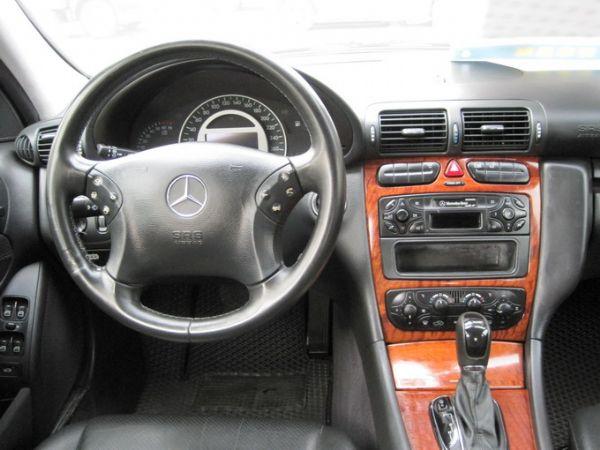運通汽車-2002-Benz C200K 照片2