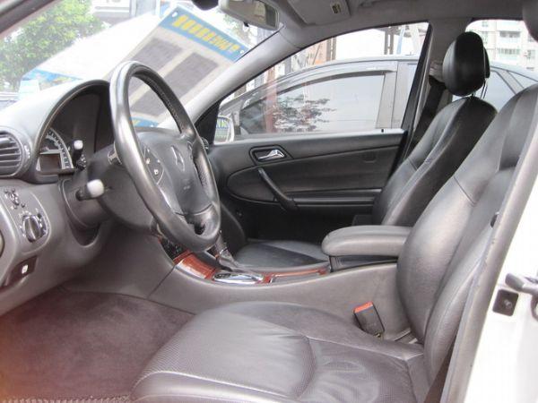 運通汽車-2002-Benz C200K 照片3