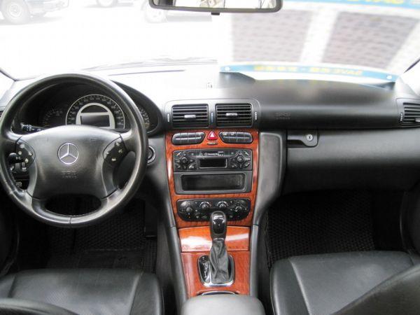 運通汽車-2002-Benz C200K 照片5