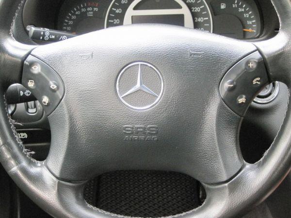 運通汽車-2002-Benz C200K 照片6