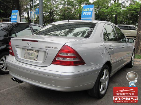 運通汽車-2002-Benz C200K 照片9