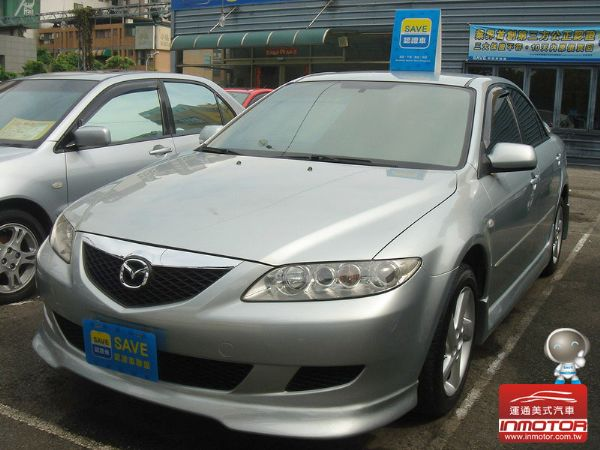 運通汽車-2005年-Mazda 6 照片1