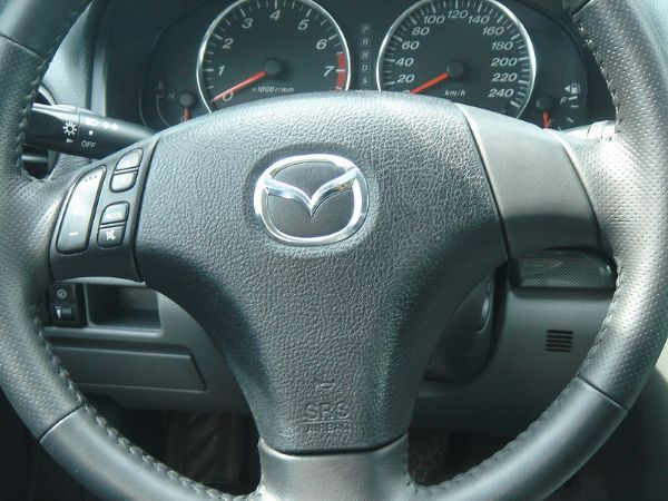 運通汽車-2005年-Mazda 6 照片6