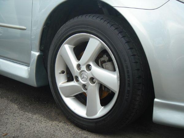 運通汽車-2005年-Mazda 6 照片7