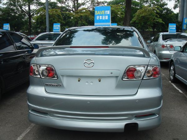 運通汽車-2005年-Mazda 6 照片8