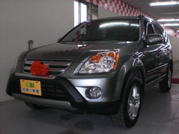 本田 CRV 2.0 灰色 照片1