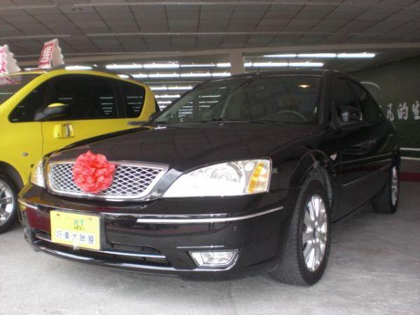 福特 METROSTAR 2.5 黑色 照片1