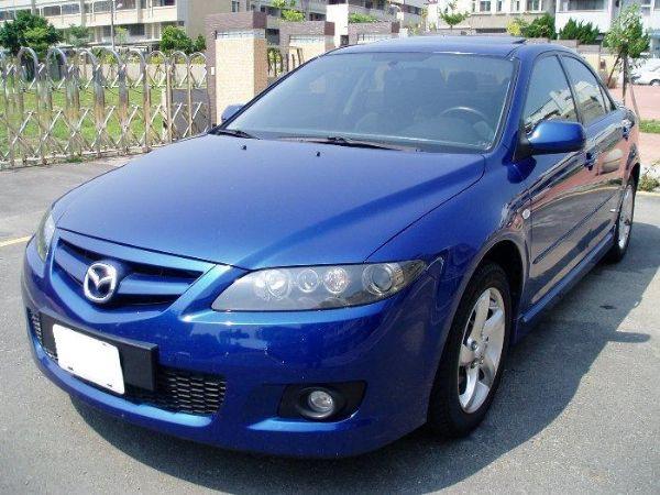 Mazda 6 2.3 S 照片1
