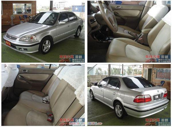 Honda 本田 Civic K8 照片1