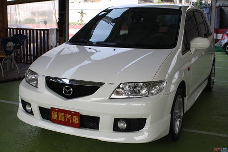 Mazda 馬自達 Premacy 照片2