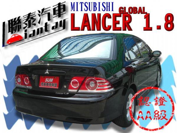 SUM聯泰汽車~2006年 LANCER 照片10
