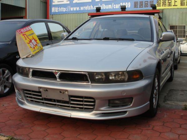 豐達汽車 三菱 Galant 照片1