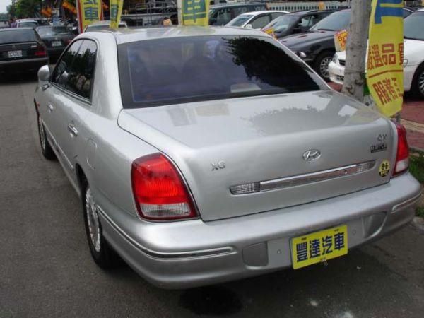 豐達汽車 現代 XG 照片3