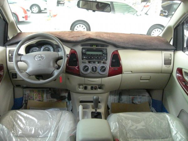 SUM聯泰汽車~2007年INNOVA 照片5