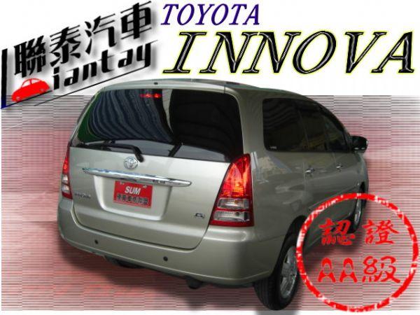 SUM聯泰汽車~2007年INNOVA 照片10