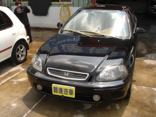 豐達汽車 本田 Civic K8 照片1