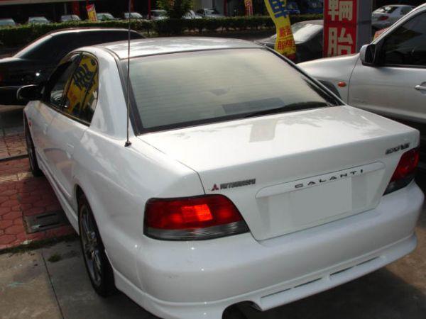 豐達汽車 三菱 Galant 照片3