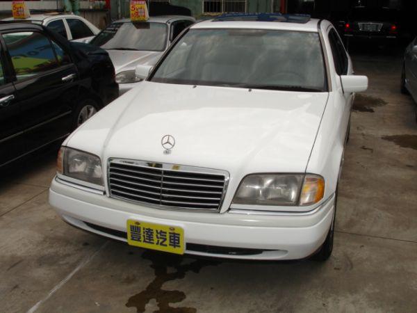 豐達汽車 BENZ C220 照片1
