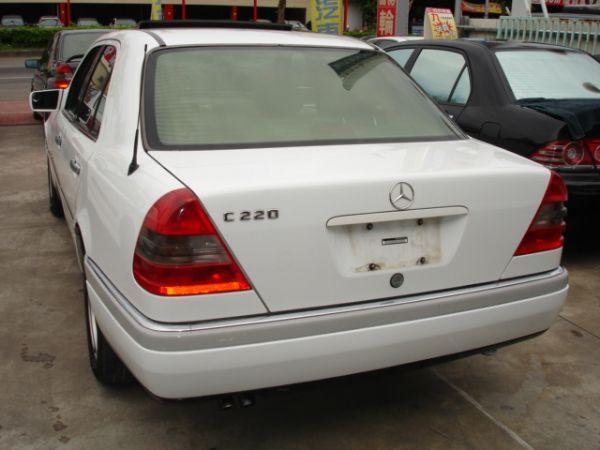 豐達汽車 BENZ C220 照片2