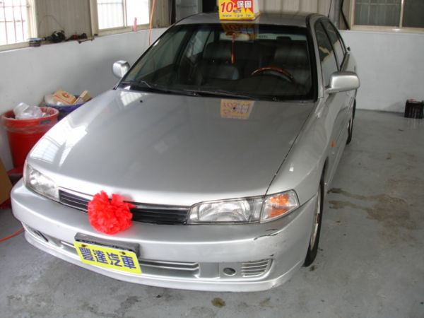 豐達汽車 三菱  Virage 照片1