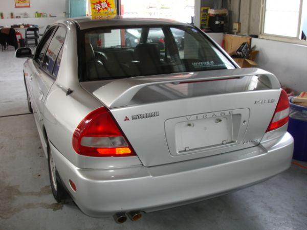 豐達汽車 三菱  Virage 照片3