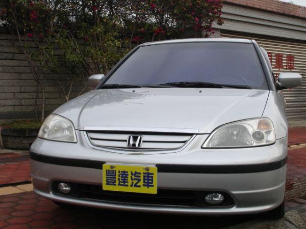 豐達汽車 本田Ferio 天窗雙安ABS 照片1