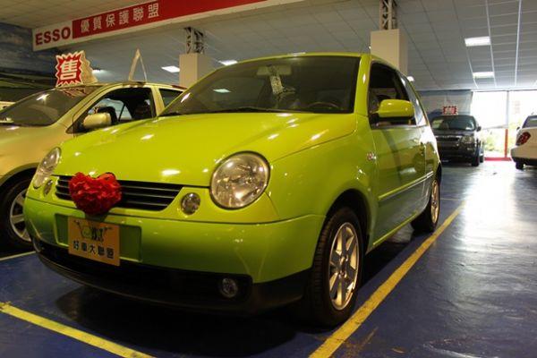 福斯 LUPO 1.4 綠色 照片1
