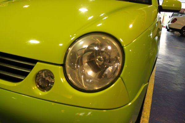 福斯 LUPO 1.4 綠色 照片2