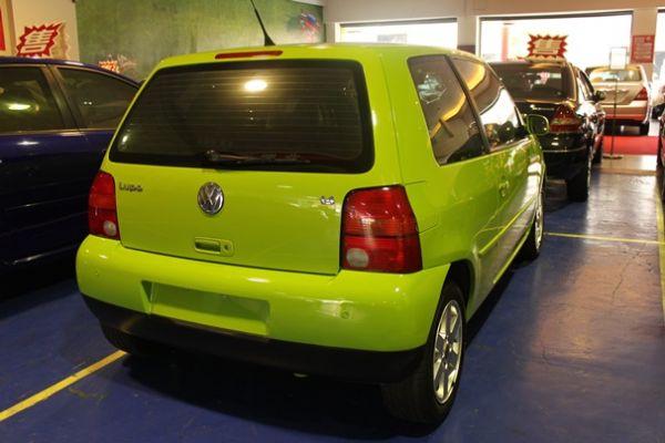 福斯 LUPO 1.4 綠色 照片10