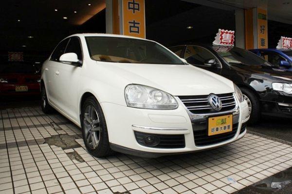 福斯 JETTA 2.0(柴油) 白色 照片1