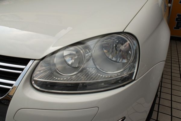 福斯 JETTA 2.0(柴油) 白色 照片2
