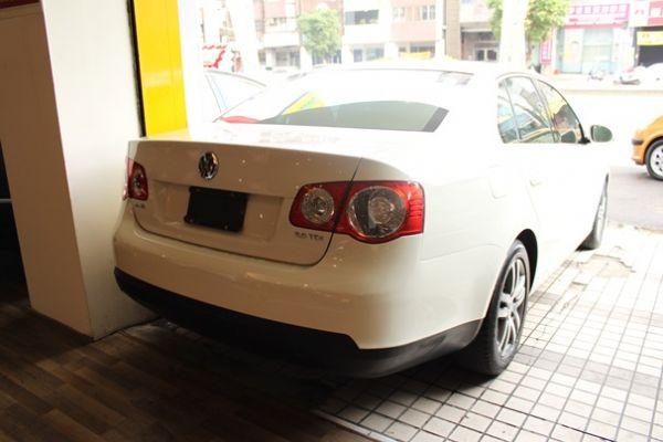 福斯 JETTA 2.0(柴油) 白色 照片10