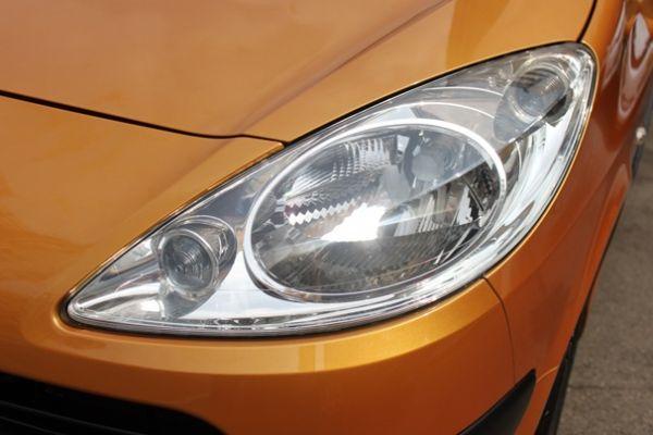 寶獅 1007 1.4 橘色 照片2