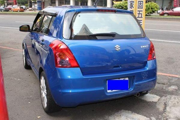 鈴木 SWIFT 1.5 藍色 照片10