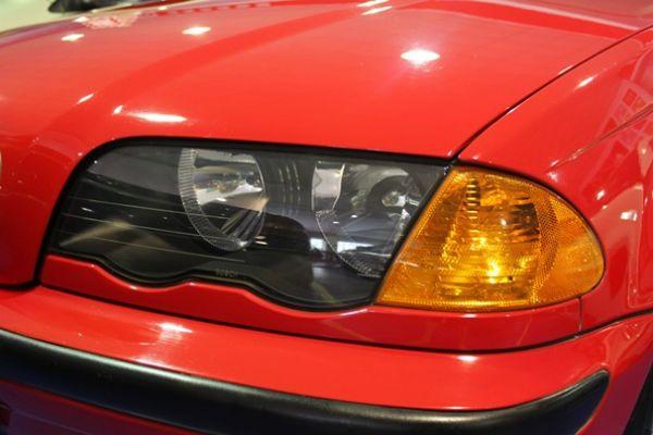 BMW 318 1.9 紅色 照片2