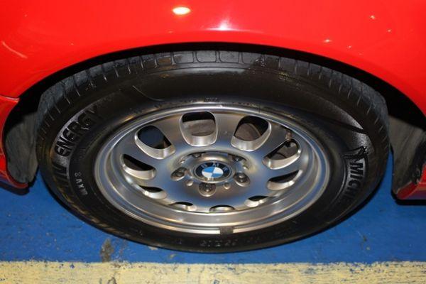BMW 318 1.9 紅色 照片3