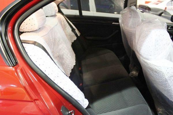 BMW 318 1.9 紅色 照片9