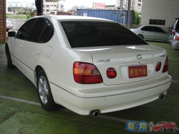 Lexus 凌志 GS 300 照片5