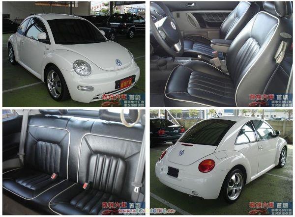 VW 福斯 Beetle 照片1
