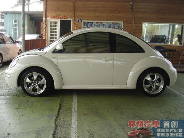 VW 福斯 Beetle 照片8